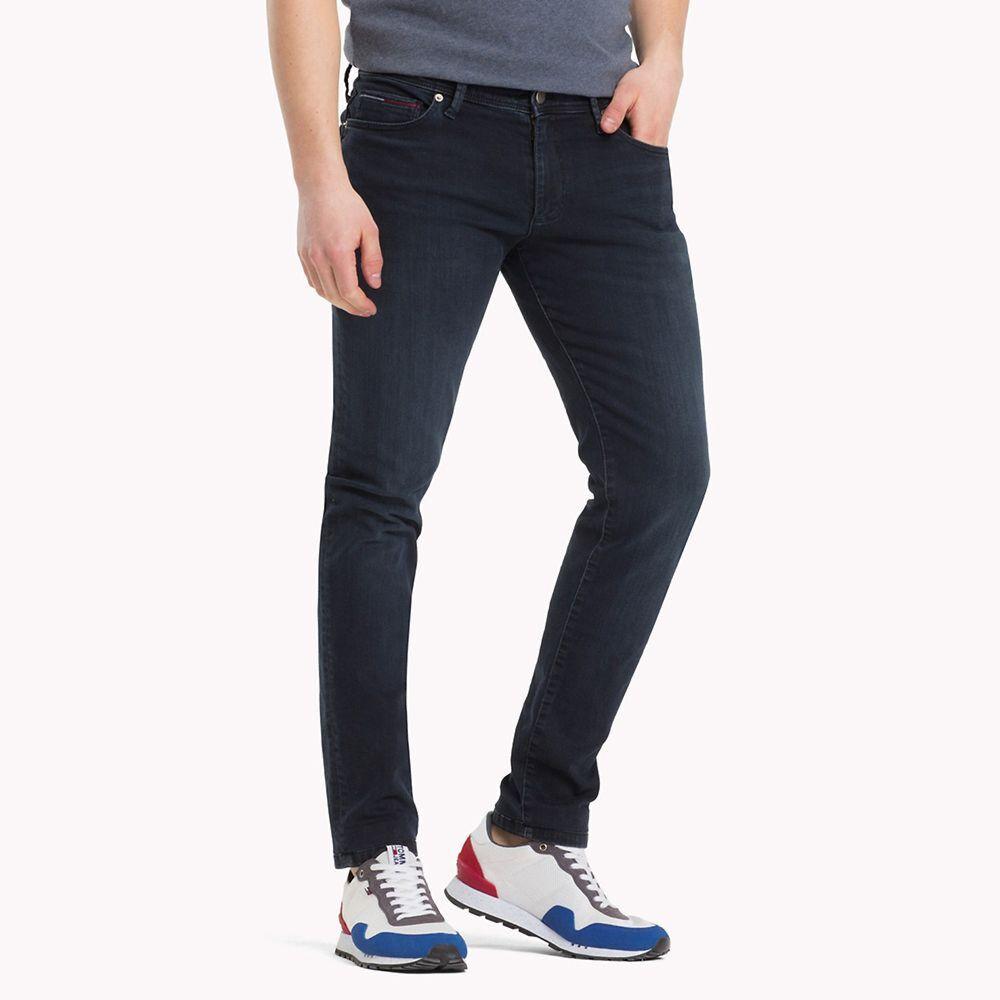 Contrapartida Determinar con precisión Manchuria  Skinny Simon Cobble Jeans - Black