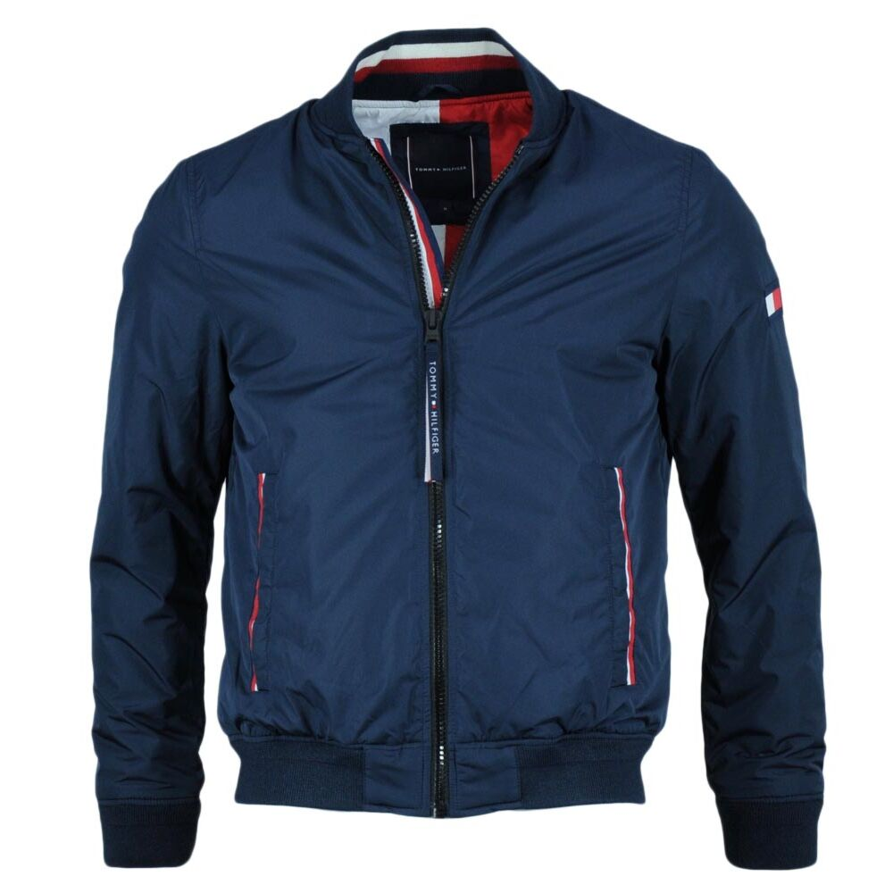 great deals limited quantity multiple colors Tommy Hilfiger Padded Bomber Jacket